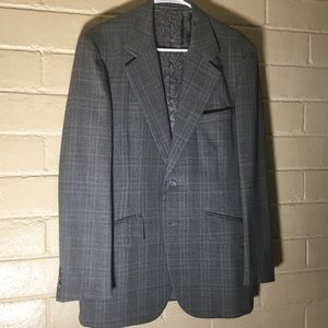 Fit-Well Custom Tailored men's suit blazer